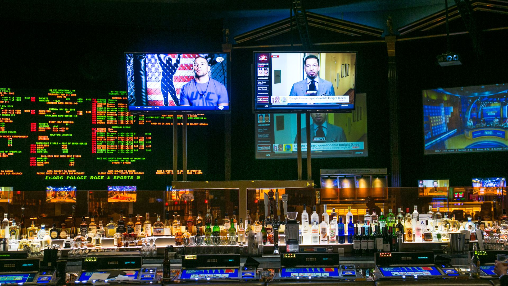 The U.S. Supreme Court ruling gives states the choice to allow sports wagering