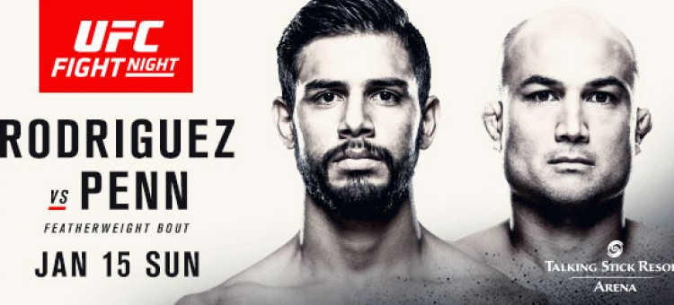 UFC Fight Night 103: Free Prediction