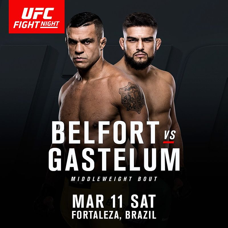 UFC Fight Night 106: Free Prediction