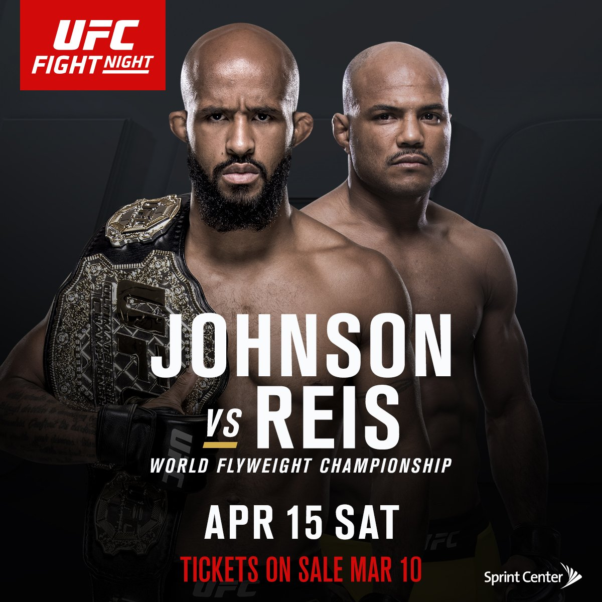 UFC on Fox 24: Free Prediction