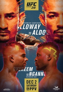 UFC 218: Free Prediction