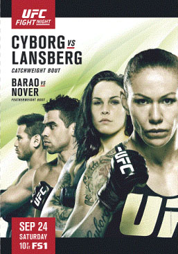 UFC Fight Night 95: Free Prediction