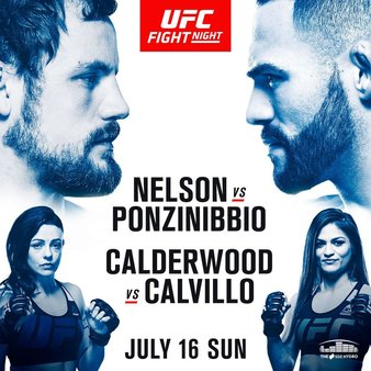 UFC Fight Night 113: Free Prediction