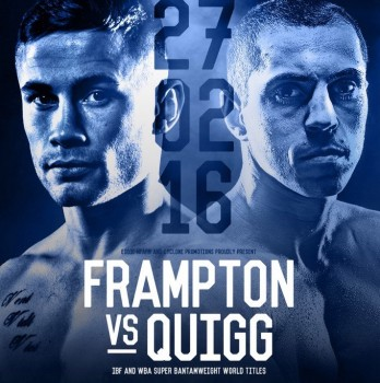 BOXING: Carl Frampton vs Scott Quigg Prediction