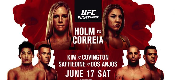 UFC Fight Night 111: Free Prediction