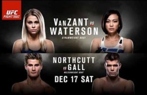 UFC on Fox 22: Free Prediction