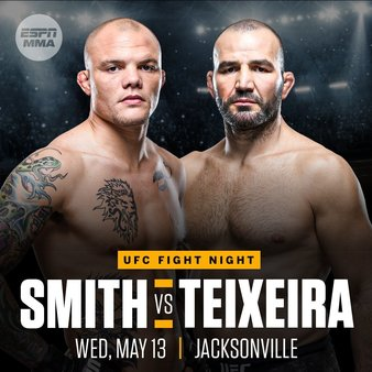 UFC Fight Night: Smith vs. Teixeira