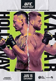 UFC Fight Night: Holloway vs. Kattar