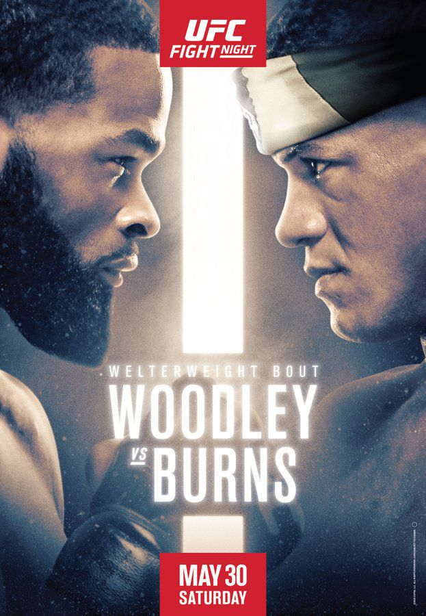 UFC on ESPN: Woodley vs. Burns
